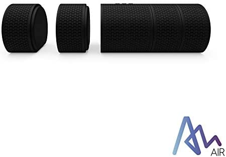 Air Audio The Worlds First Pull-Apart Wireless Bluetooth Speaker Portable Surround Sound and Multi-Room Use, Black 312N 2B9cLPJL
