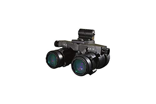 Posterazzi PSTTMO100921M AN/AVS-6 night vision goggles used by the military Poster Print 17 x 11 (Renewed) from Posterazzi