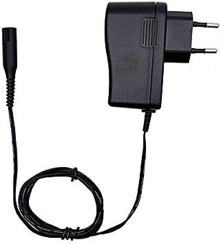 EMEXIN 12 V 0,4 A Shaver Cable de Carga Switch Fuente de alimentación Adaptador para Braun afeitadora eléctrica Serie 1 Serie 3 Serie 6 Serie 7 Serie 9: Amazon.es: Electrónica