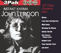 John Lennon - Instant Karma All Time Greatest Hits! - Zortam Music