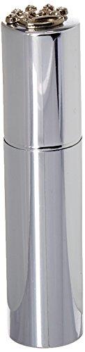 Poo-Pourri Glitzy Spritz 10 ml On-the-Go Refillable Sprayer, Silver
