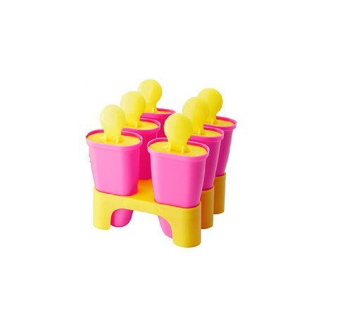 Ikea 802.084.78P Chosigt Ice pop maker, pink/yellow Price & Reviews