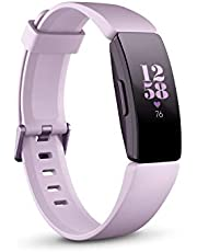 Fitbit  Inspire Heart Rate and Fitness Tracker, Lilac