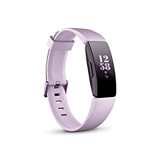 Fitbit Inspire HR Heart Rate & Fitness Tracker, One Size (S & L bands included), 1 Count (B07MM5W7Q8) | Amazon Products