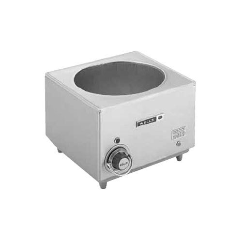 Wells HW-10 Cook 'N Hold Square Warmer countertop electric for 11-quart round in