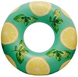 Pools & Spas Lemon Pool Float Party Tube Float Naked
