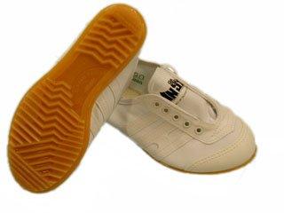 Star Line Baton Twirling Shoe-White C1