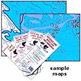 Lake Powell and Its 96 Canyons Boating and Exploring Map ...