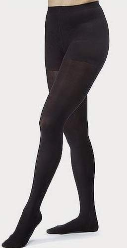 Jobst Opaque Pantyhose - Moderate Compression 15-20mmHg ? Classic Black by -