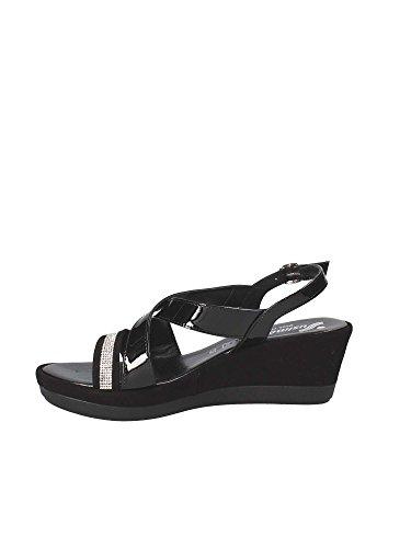 Susimoda 271629 Wedge Sandals Women Black 0vYdnVFyhb