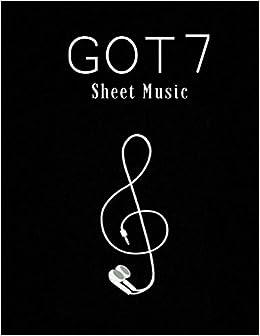 GOT7 Sheet Music: GOT7 Society: 9781790649754: Amazon com: Books