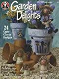 Garden Delights: Pot People, Painted Pots, Plant Pokes & Much Much More (Design Originals)