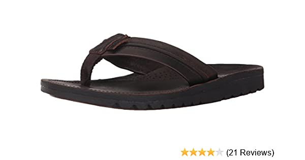8b61bc1cd27514 Amazon.com  Reef Mens Sandal Voyage Lux