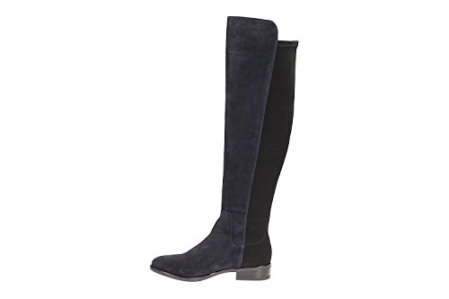 Belle Caddy Blue Clarks Boots Womens Long RO4xzqf