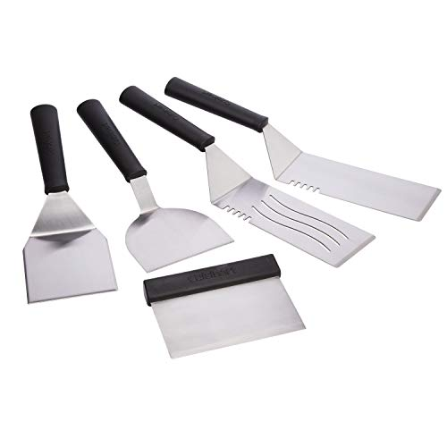 small all stainless steel spatula - 4
