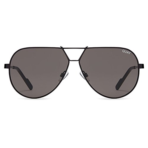 Quay Supernova Sunglasses | Aviator Frames - Reflective Lens | UV - Fame Needing Quay Sunglasses