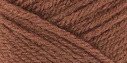 Red Heart Bulk Buy Classic Yarn (6-Pack) Medium Brown E267-339
