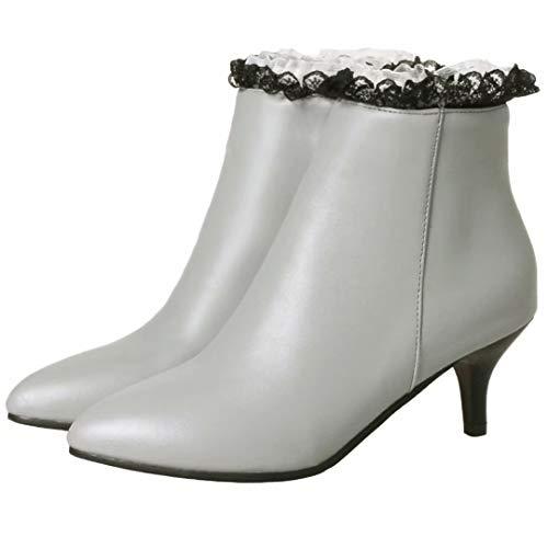 Women's AIYOUMEI AIYOUMEI Women's AIYOUMEI AIYOUMEI Classic Boot Classic Grey Women's Boot Grey Classic Grey Boot 4zPn0x0