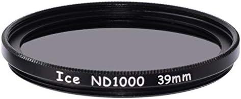 ICE 39mm ND1000 フィルター ニュートラルデンシティ ND 1000 39 10ストップ 光学ガラス