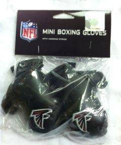 NFL Atlanta Falcons Unisex NFL Mini Boxing Glovesnfl Mini Boxing Gloves, Team Logo/Colors, 4