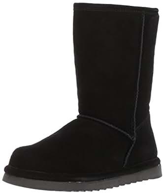 Amazon.com | Old Friend Women's Dolly Zipper Boot Winter