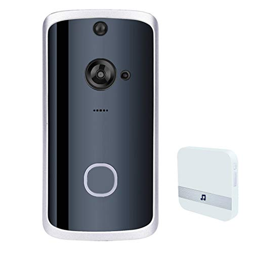 GorNorriss Electronics Gadgets Smart WiFi Doorbell Camera Video Wireless Remote Door Bell CCTV Chime Phone UK