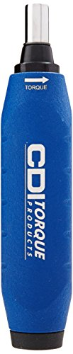 CDI user-set 1/4 inch Torque screwdriver-range 40 to 140 in.lbs