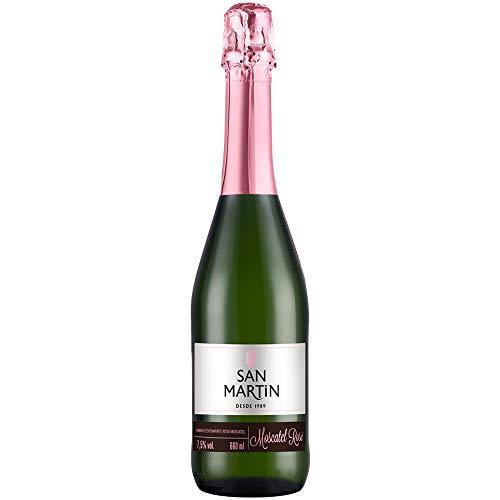 Espumante Moscatel Rosé Martin 660ml