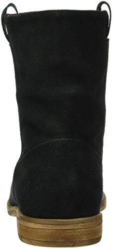 Ls0124 Arricciati Black Stivali Crosta ninja 9998 Berlin Donna Liebeskind Nero 5wAFIqI