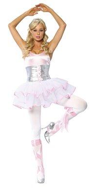 ballerina sexy adult womens halloween costume size sm - Halloween Ballet Costumes
