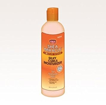 African Pride Shea Butter Miracle Silky Hair Moisturizer 355 ml AFSHM