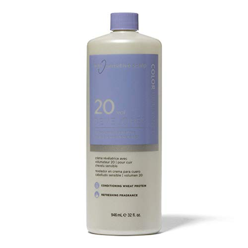 (Sensitive Scalp 20 Volume Creme Developer)