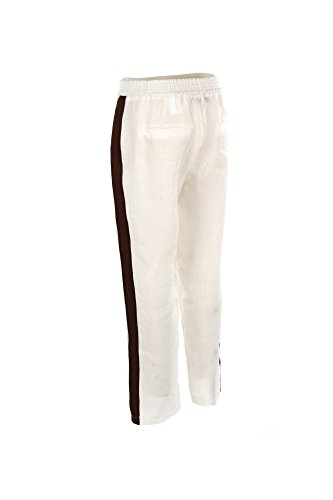 Primavera Donna Kaos Kp1co036 44 2018 Estate Bianco Pantalone cXqvHPdH