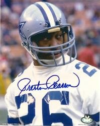 - Autographed Preston Pearson 8x10 Dallas Cowboys Photo