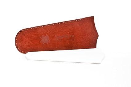 Spyderco 308F Golden Stone Knife, Black