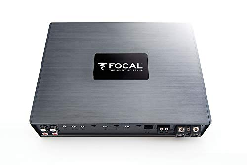 Focal FDP 1.900 900W x 1 Car Amplifier