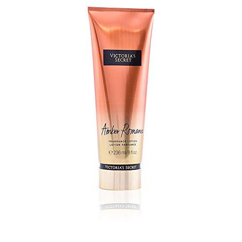 Moisturizer Amber - Victoria's Secret Amber Romance Fragrance Lotion, 8 Ounce