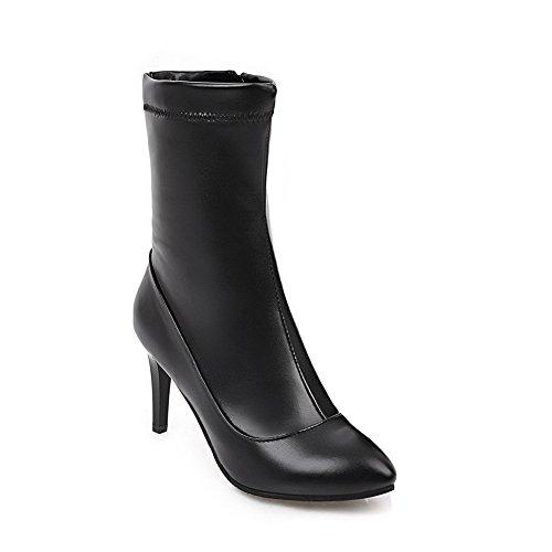 EU MNS02413 Inconnu Femme 38 1To9 Noir Montants 5 0xvTAY