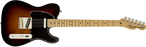 Fender American Special Telecaster, Maple Fretboard - Three-Tone Sunburst