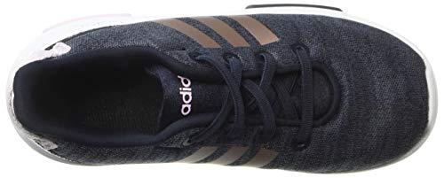 adidas Baby TR Running Shoe, Grey Metallic/aero M US Toddler