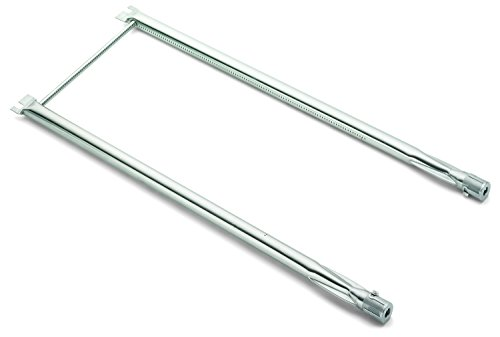 -Steel Burner Tube Set (Spirit Stainless Steel)