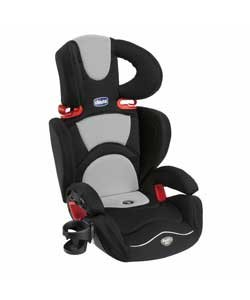 Amazon.com: Chicco Key 2 – 3 con respaldo (ULTRAFIX Isofix ...