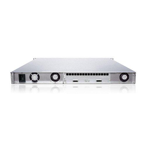 Sans Digital EliteSTOR 1U 8 Bay 2.5 Rackmount SAS/SSD/SATA to 2 Mini-SAS (SFF8088) JBOD Storage (ES108X+B)
