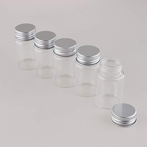 Loción Polvo Tarros Organizadores Frascos Unidades De 36 Crema Cosméticos B 50ml Ml Estuche 5 Envase Blesiya qvxqgwPRX