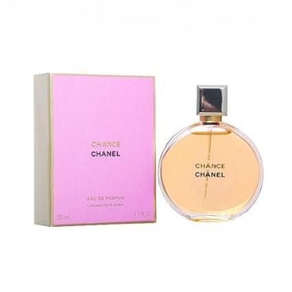 Chanel Chance, Agua de perfume para mujeres - 50 ml.