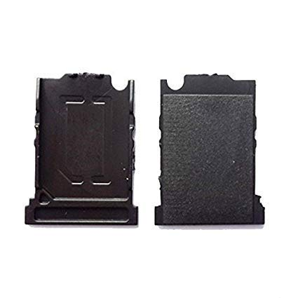MOBILE MENIA Dual Sim Card Slot Tray Holder Compatible for HTC Desire 628