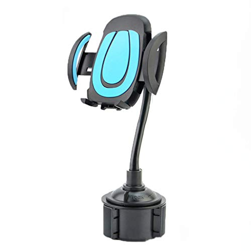 DEESEE(TM) NewUniversal Car Mount Adjustable Cup Holder Stand Cradle Stable For Cell Phone