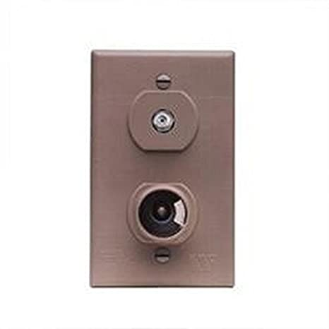 Amazon.com: RV Trailer WINEGARD Indoor Use Only 12 Volt/Tv Outlet Brown Receptacle: Automotive