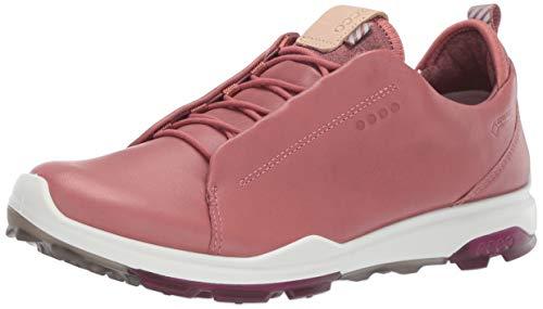 ECCO Women's Biom Hybrid 3 Gore-Tex Golf Shoe, Petal Open lace, 39 M EU (8-8.5 US) ()