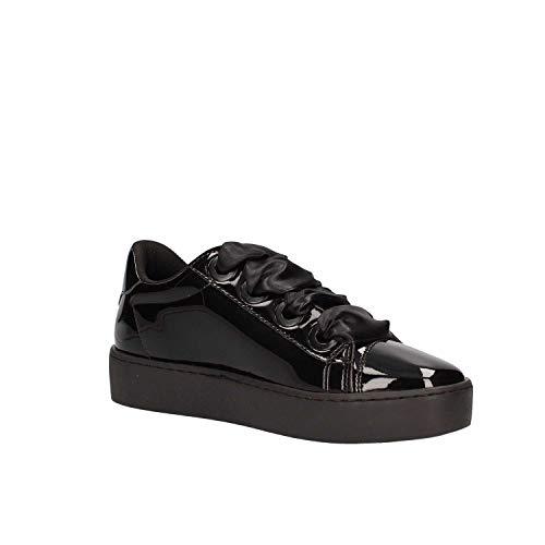 de Femme Guess Noir Black Urny Black Gymnastique Chaussures qrIfExI4